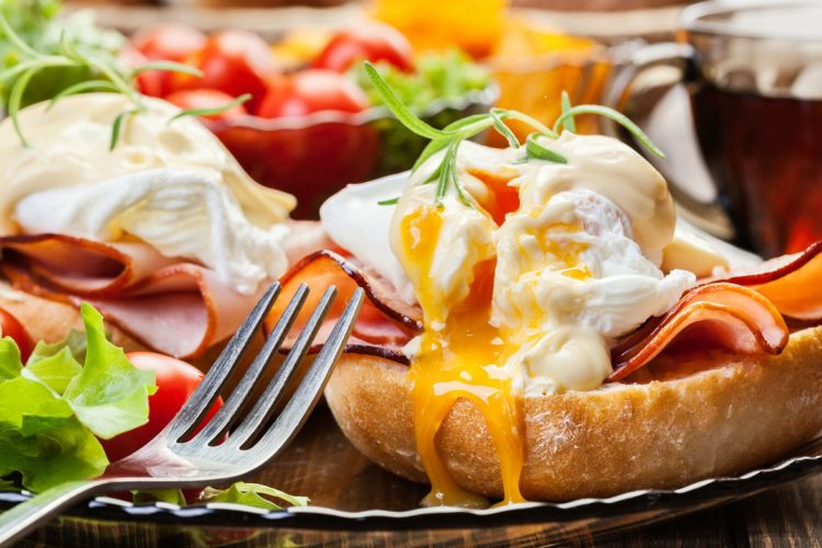 4 Decadent Brunch Recipes for Sparkling Wines