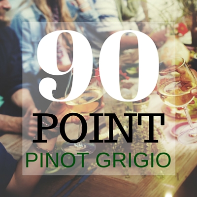 #WineWednesday Spotlight: St. Paul's 2014 Pinot Grigio