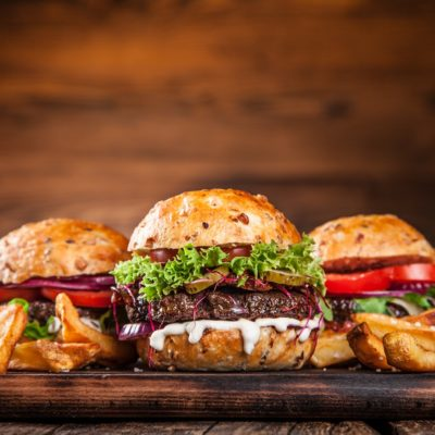 5 Next-Level Burger Recipes & Wine Matches