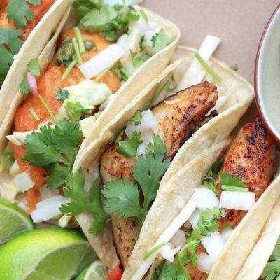 5 Killer Taco Recipes & Expert Wine Matches
