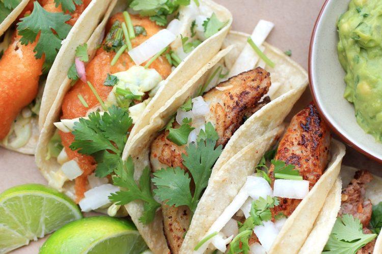 4 Killer Taco Recipes & Expert Wine Matches