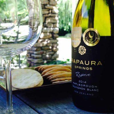 "Rapaura Springs 2015 ""Reserve"" Sauvignon Blanc"