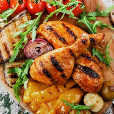 Healthy Spring Grilling