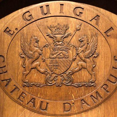 """Wine Enthusiast Top 100 Wines of 2017:  E. Guigal 2011 Côte Rôtie """"Château d'Ampuis"""""""